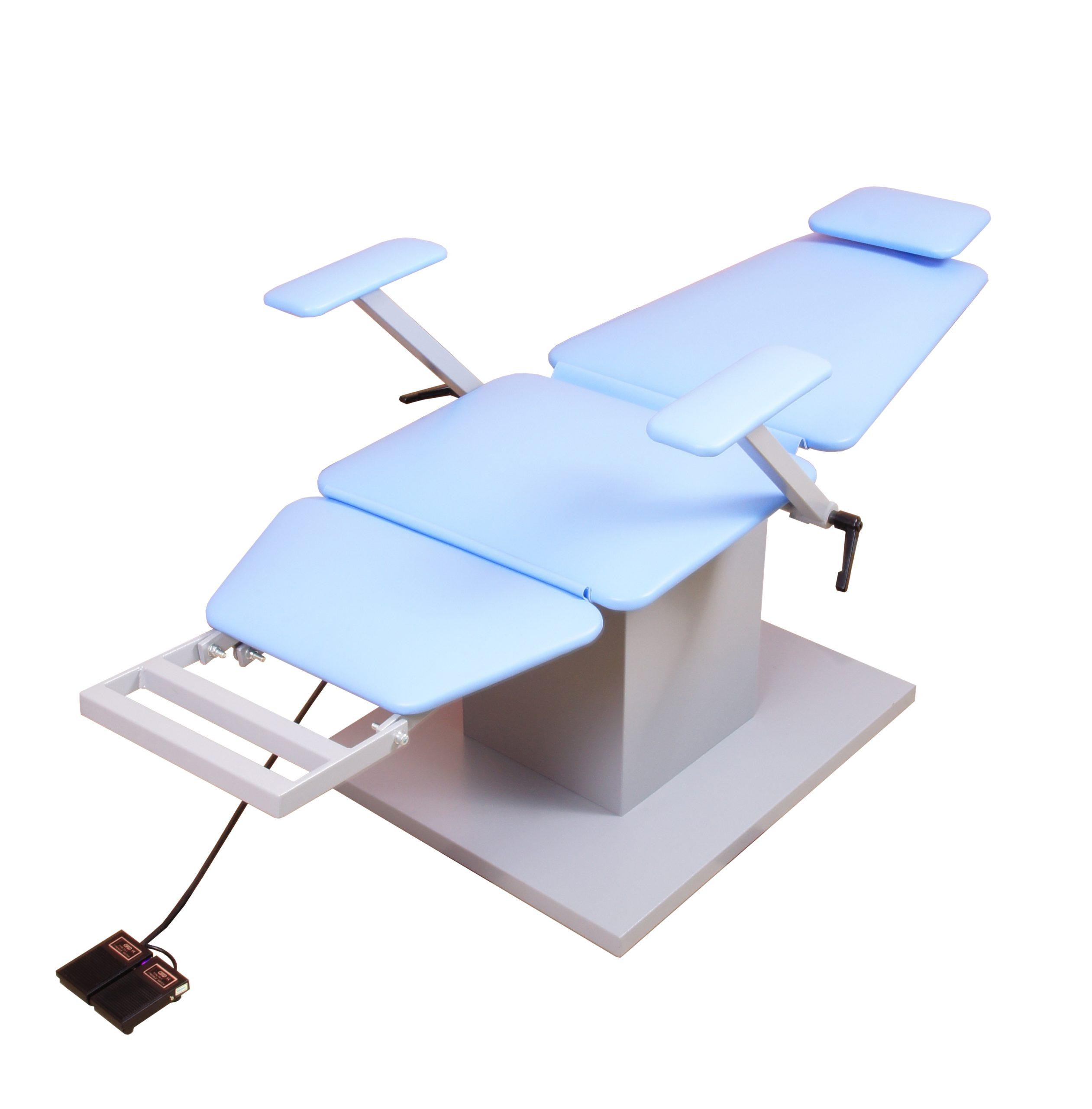Кресло для проведения ЛОР-обследований (смотровое)