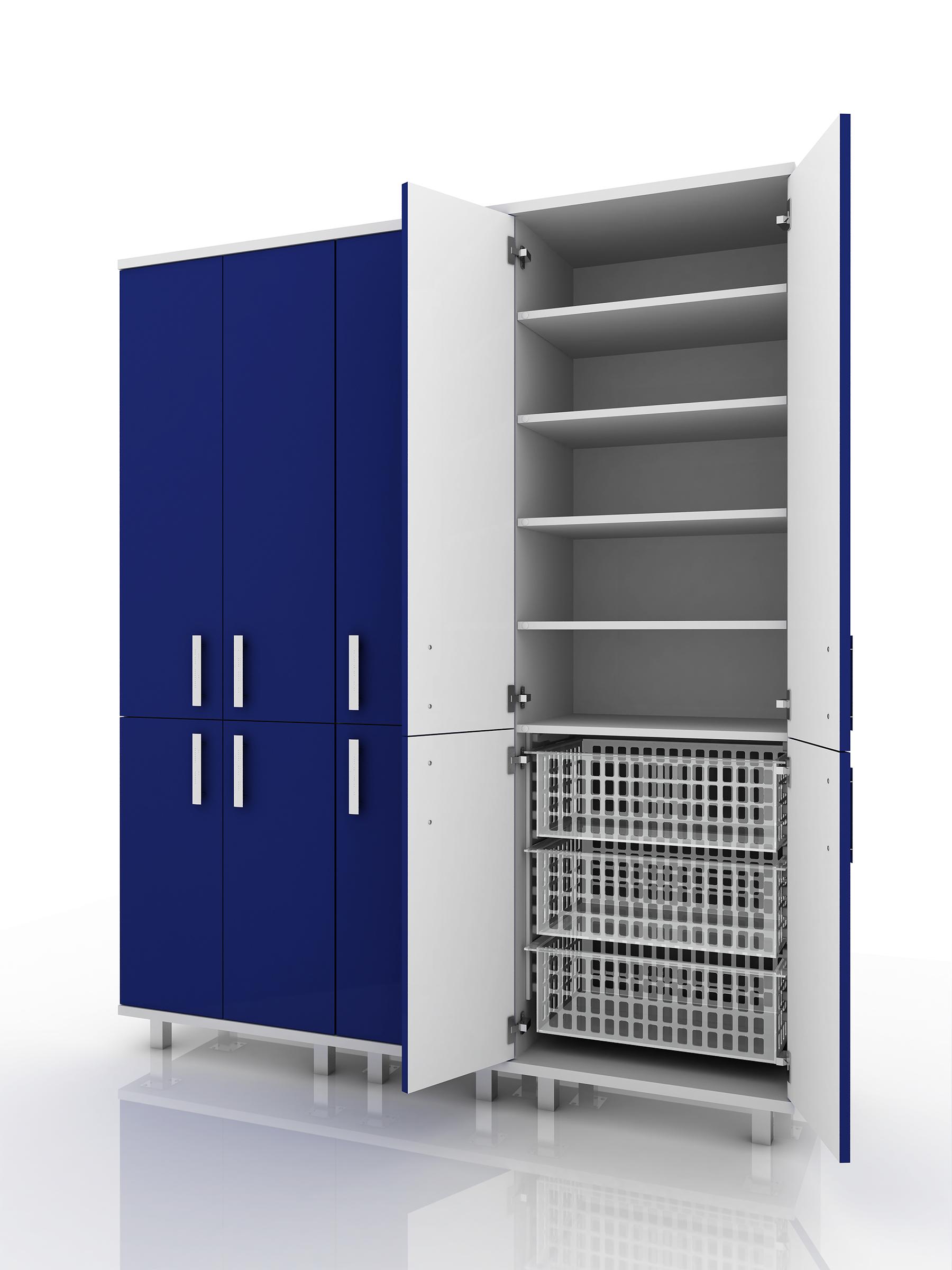Шкаф для хранения инструментов, расходных материалов