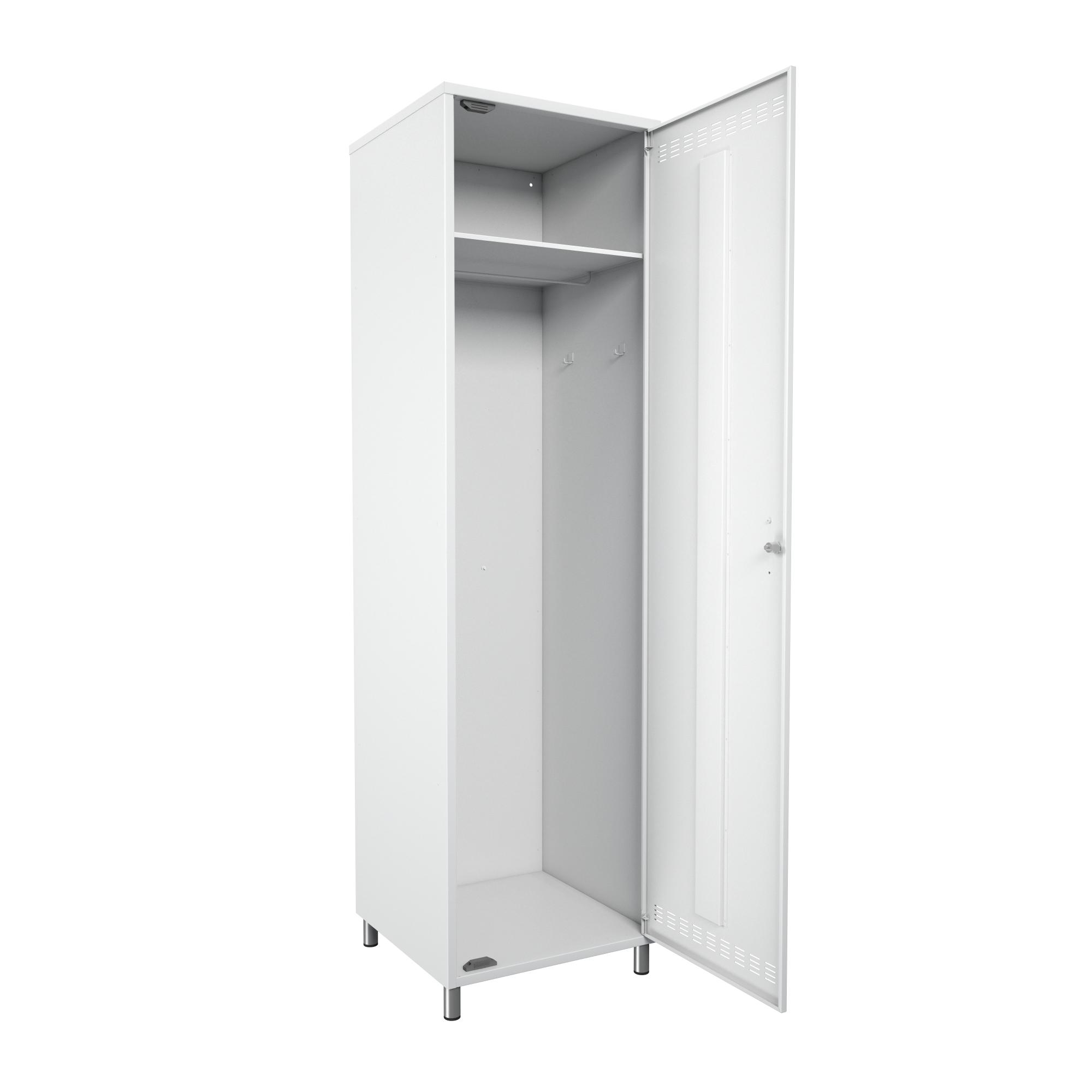 Шкаф медицинский для хранения одежды
